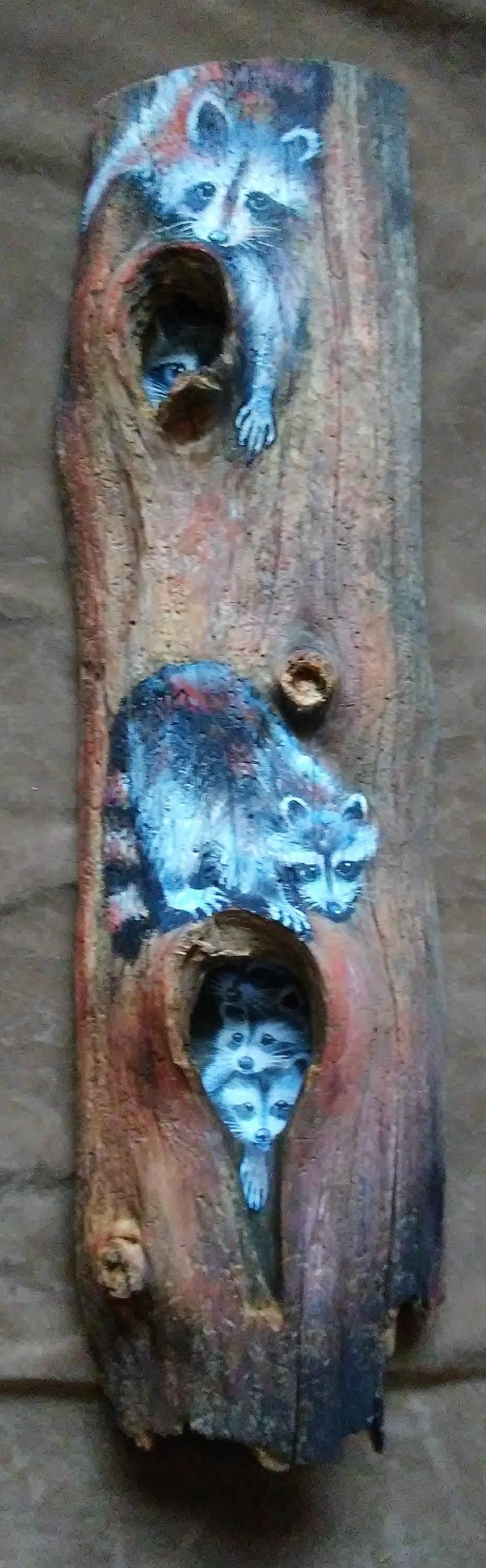Raccoon Tree